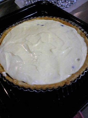我が家のブルーベリーチーズケーキ画像3