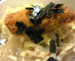 我が家のミルフィーユカツ丼画像1
