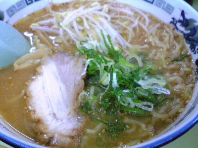 米子市ラーメン処田川角盤町店のラーメン画像3